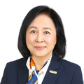 Susan Tong real estate agent of Huttons Asia Pte Ltd