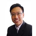 Desmond Lee real estate agent of Huttons Asia Pte Ltd