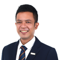 Haikal Sam       real estate agent of Huttons Asia Pte Ltd