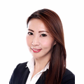 Giolyn Lee real estate agent of Huttons Asia Pte Ltd