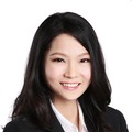 Mya Teo real estate agent of Huttons Asia Pte Ltd