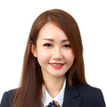 Pamlea Lua real estate agent of Huttons Asia Pte Ltd