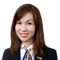 Sherlyn Aw real estate agent of Huttons Asia Pte Ltd