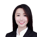 Jayle Lin real estate agent of Huttons Asia Pte Ltd