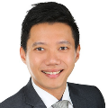 Evan Chen real estate agent of Huttons Asia Pte Ltd