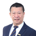 Stewart Lee real estate agent of Huttons Asia Pte Ltd