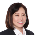 Janice Lim real estate agent of Huttons Asia Pte Ltd