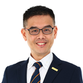 Edmund Ong real estate agent of Huttons Asia Pte Ltd