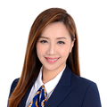Chloe Lim  real estate agent of Huttons Asia Pte Ltd