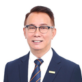 Henry Teo real estate agent of Huttons Asia Pte Ltd