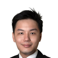 Jonathan Hsu real estate agent of Huttons Asia Pte Ltd