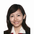Priscilia Lim real estate agent of Huttons Asia Pte Ltd