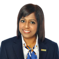 T Shanthi real estate agent of Huttons Asia Pte Ltd
