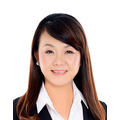 Audrey Teo real estate agent of Huttons Asia Pte Ltd