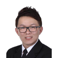 Raymond Ang real estate agent of Huttons Asia Pte Ltd