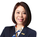 Crystal Tan real estate agent of Huttons Asia Pte Ltd