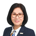 Betty Teo real estate agent of Huttons Asia Pte Ltd