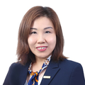 Kim Soon real estate agent of Huttons Asia Pte Ltd