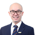 Don Liang real estate agent of Huttons Asia Pte Ltd