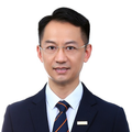 George Yang real estate agent of Huttons Asia Pte Ltd