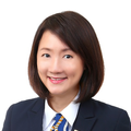 Callie Qwek real estate agent of Huttons Asia Pte Ltd