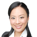 Ye Xiaoxiao real estate agent of Huttons Asia Pte Ltd