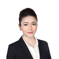 Melanie Heng real estate agent of Huttons Asia Pte Ltd