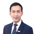 Henry Lim real estate agent of Huttons Asia Pte Ltd
