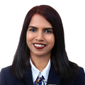 Santhi Yogesparan real estate agent of Huttons Asia Pte Ltd