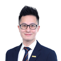 Landy Low real estate agent of Huttons Asia Pte Ltd