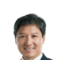 George Sim real estate agent of Huttons Asia Pte Ltd