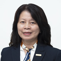 Wendy Wong real estate agent of Huttons Asia Pte Ltd