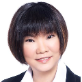 Jenny Lim real estate agent of Huttons Asia Pte Ltd