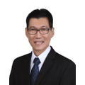 Tony Fun real estate agent of Huttons Asia Pte Ltd