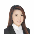 Rini Teo real estate agent of Huttons Asia Pte Ltd