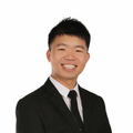 Lucas Chen real estate agent of Huttons Asia Pte Ltd