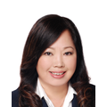 Joyce Khoo real estate agent of Huttons Asia Pte Ltd