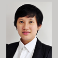 Yvonne Chen real estate agent of Huttons Asia Pte Ltd