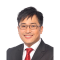 Wilson Tay real estate agent of Huttons Asia Pte Ltd