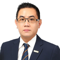 Kok Choon Low  real estate agent of Huttons Asia Pte Ltd