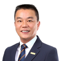 Alvin Koh real estate agent of Huttons Asia Pte Ltd