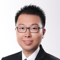 Kurt Xie real estate agent of Huttons Asia Pte Ltd