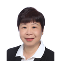 Florence Chue real estate agent of Huttons Asia Pte Ltd