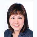 Judy Ang real estate agent of Huttons Asia Pte Ltd