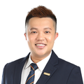 Chris Koh real estate agent of Huttons Asia Pte Ltd