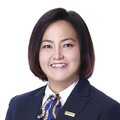 Jess Lee real estate agent of Huttons Asia Pte Ltd