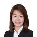 Cheryl Wong real estate agent of Huttons Asia Pte Ltd