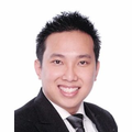 Edwin Wee real estate agent of Huttons Asia Pte Ltd