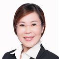 Dorothy Ew real estate agent of Huttons Asia Pte Ltd