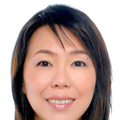 Angelina Lui real estate agent of Huttons Asia Pte Ltd